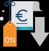 icone - 0€ de frais d'arbitrage