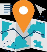 icone - La diversification géographique