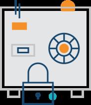 icone - Une barrière de protection