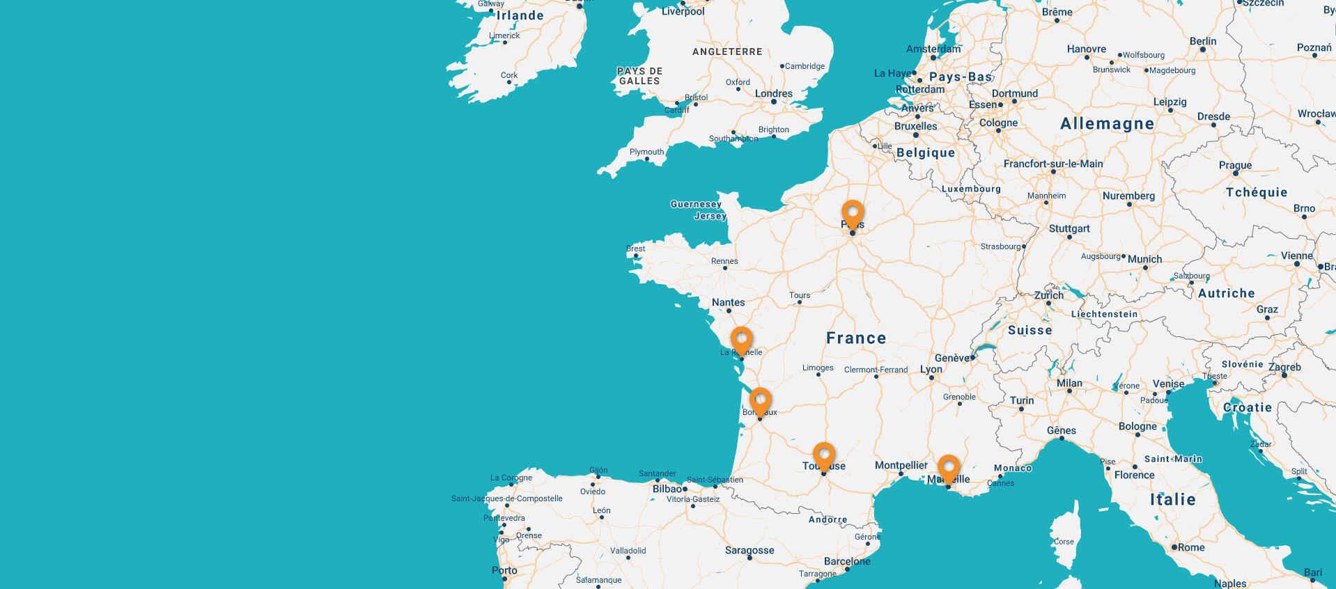 Agence netinvestissement en France