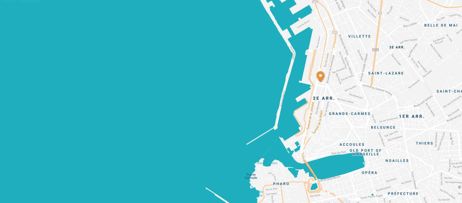 Agence netinvestissement de Marseille